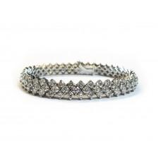 Classic Diamond Bracelet