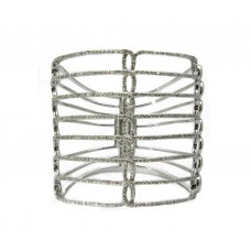 Contemporary Cuff Bracelet