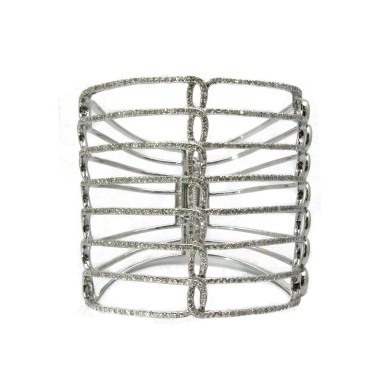 Contemporary Cuff Bracelet