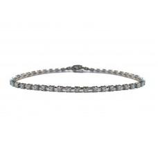 String of Diamonds Bracelet