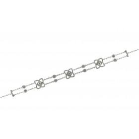 Antique Style Double Row Bracelet
