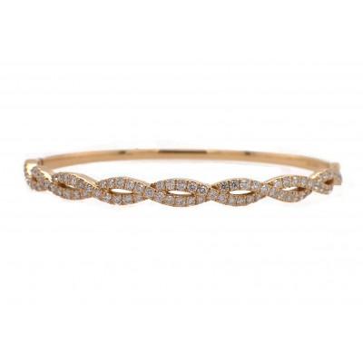 Infinity Diamond Bracelet