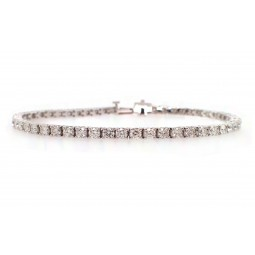 Classic Diamond Tennis Bracelet - 10pt Each
