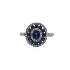 Gorgeous Sapphire Ring