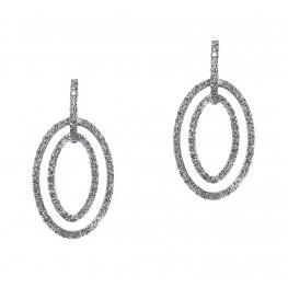 Elliptical Orbit Earrings