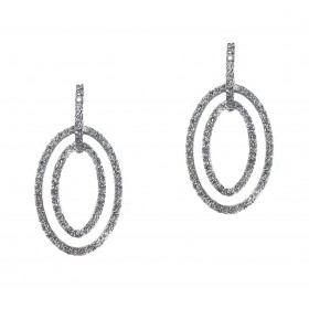 Elliptical Orbit Earrings