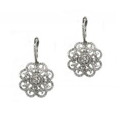 Radiant Floral Earrings