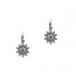 Diamond Petal earrings