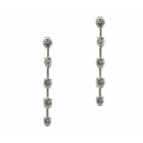 Jose Hess Line Earrings