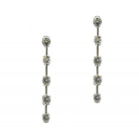 Jose Hess Line Earrings