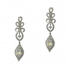 Ornate Hanging Earrings