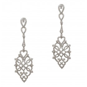 Exquisite Chandelier Earrings