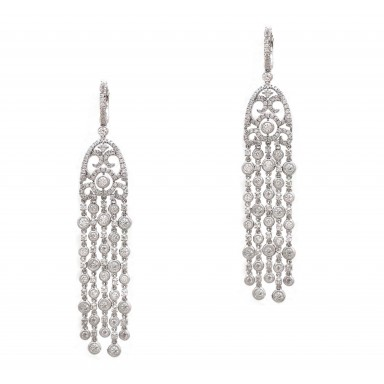 Formal Chandelier Earrings