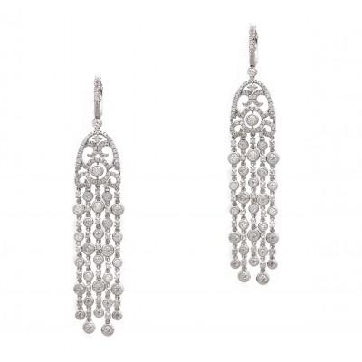 Formal Chandelier Earrings