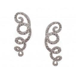 Party Swirl Earrings