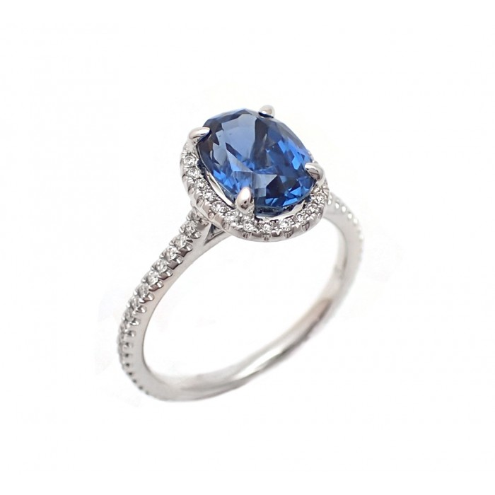vvs ceylon certified item cornflower auctions information blue sapphire gia