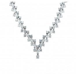 Spotlight Diamond Necklace