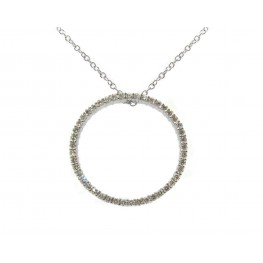 Circle of Life Pendant - Shared Prong