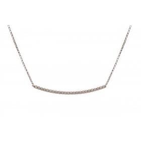 Curved Bar Pendant