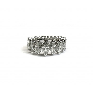 Classic Marquise Eternity Band