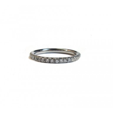 2mm Split Prong Wedding Band - Round