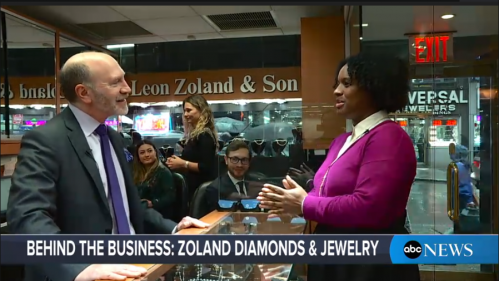 Watch Zoland behind the scenes on ABC News!